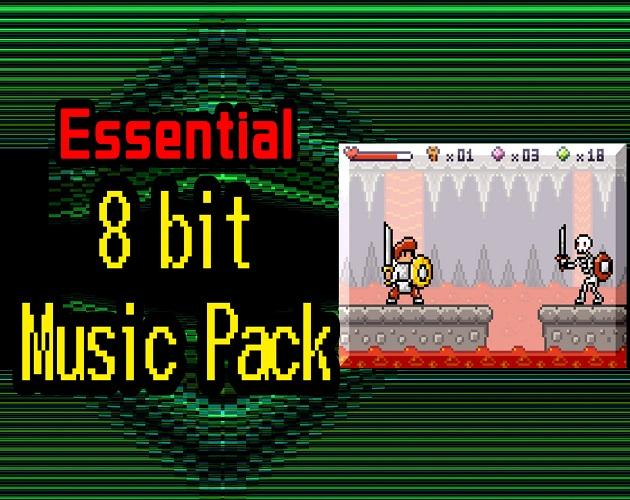 Essential 8bit Music Pack