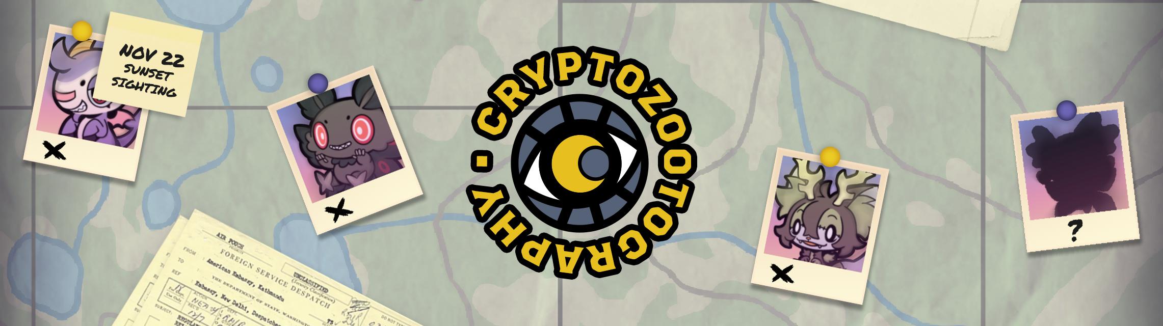 Cryptozootography