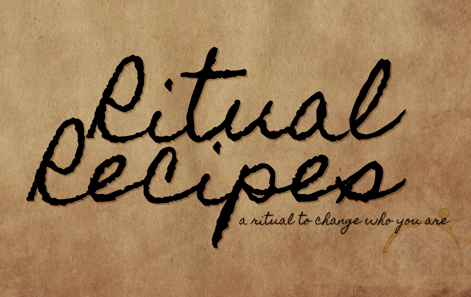 Ritual Recipes