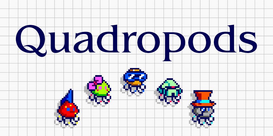 Quadropods