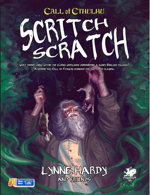 Scritch Scratch POD