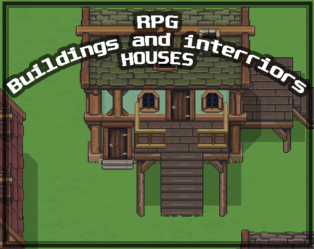 RPG Buildings and Interriors HOUSES