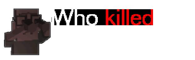 Who killed my neighbor?