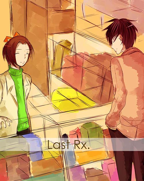 Last Rx.