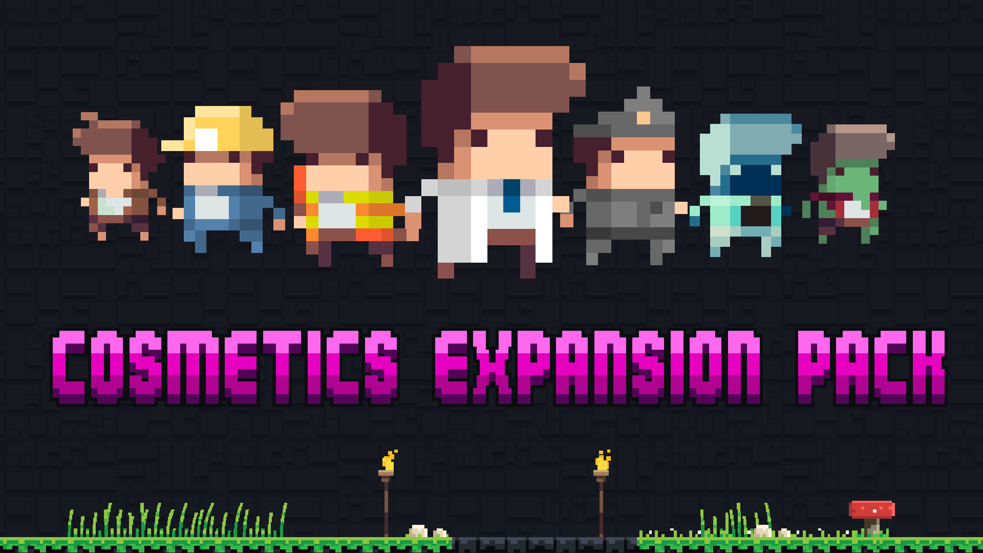 Deep the Game - Cosmetic Expansion Pack