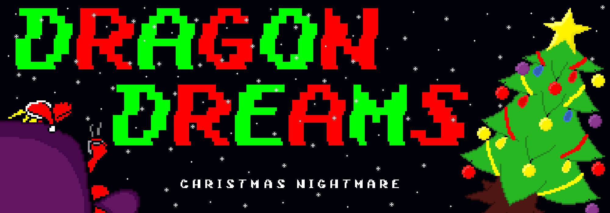 Dragon Dreams: Christmas Nightmare