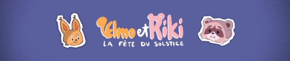 Elmo et Riki : La fête du Solstice