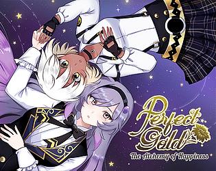 Perfect Gold - Yuri Visual Novel [$7.99] [Visual Novel] [Windows]