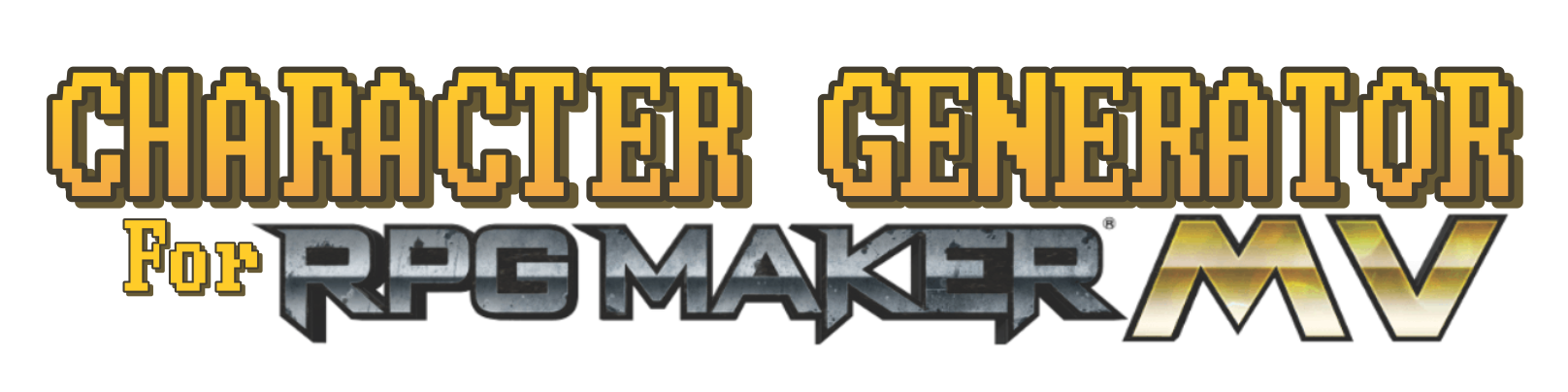 Character Generator for RPG Maker MV and MZ