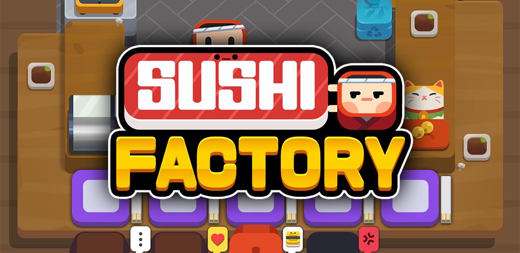 Sushi Factory (Slide Puzzle)
