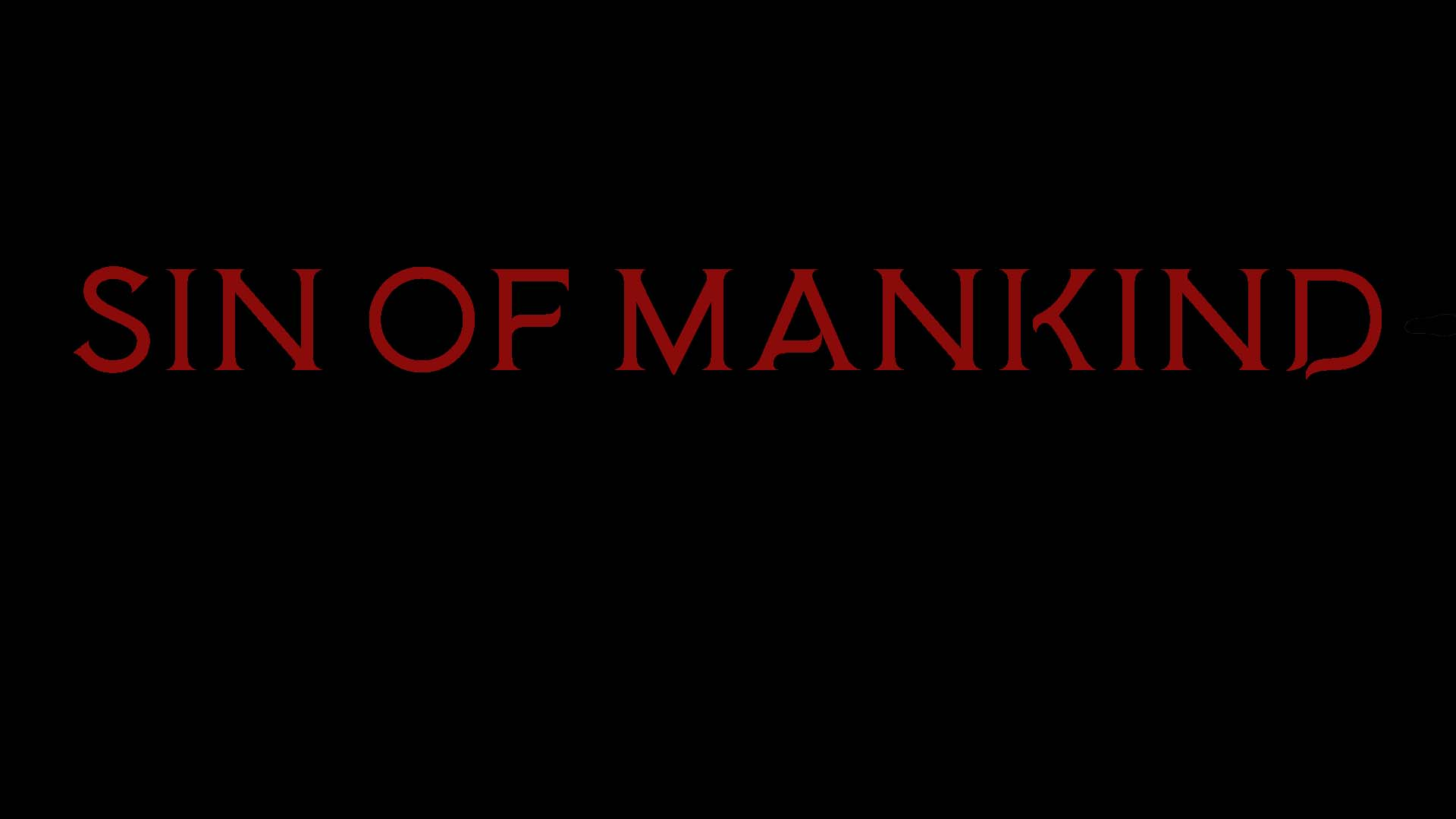 Sin of Mankind