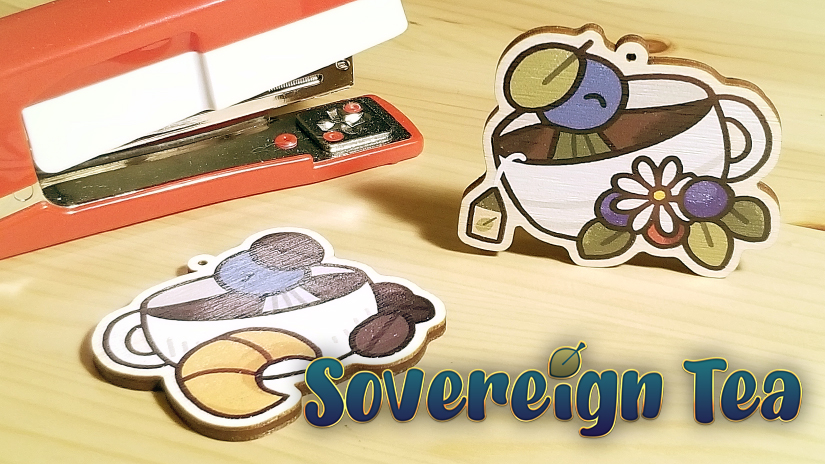 Sovereign Tea: Cover Image