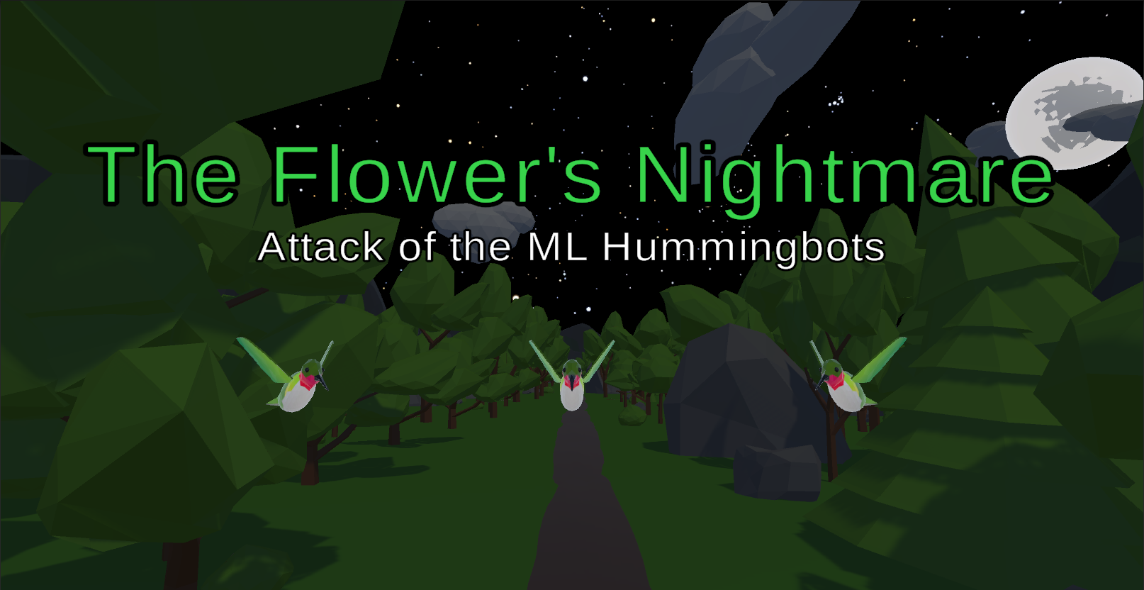 The Flower's Nightmare: Attack of the ML Hummingbots