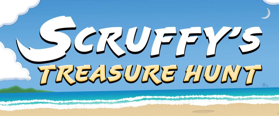 Scruffy's Treasure Hunt