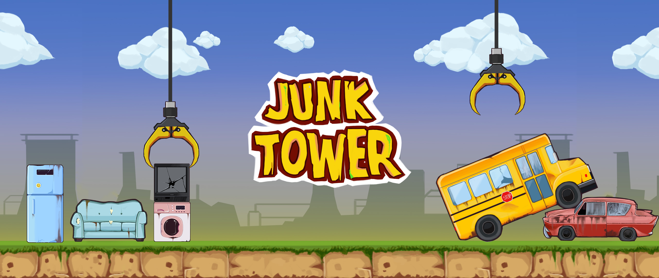 Junk Tower
