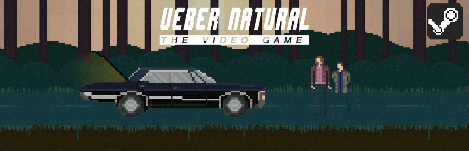 UEBERNATURAL - The Supernatural Fangame