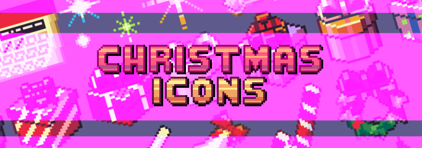 Christmas Icon Pack 32x32 (50+ icons)