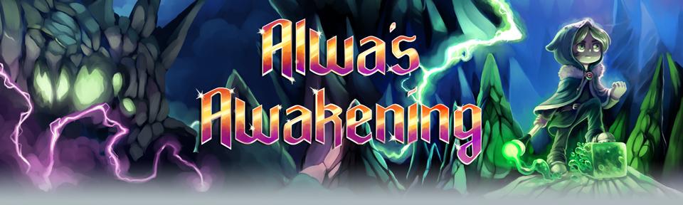 Alwa's Awakening NES