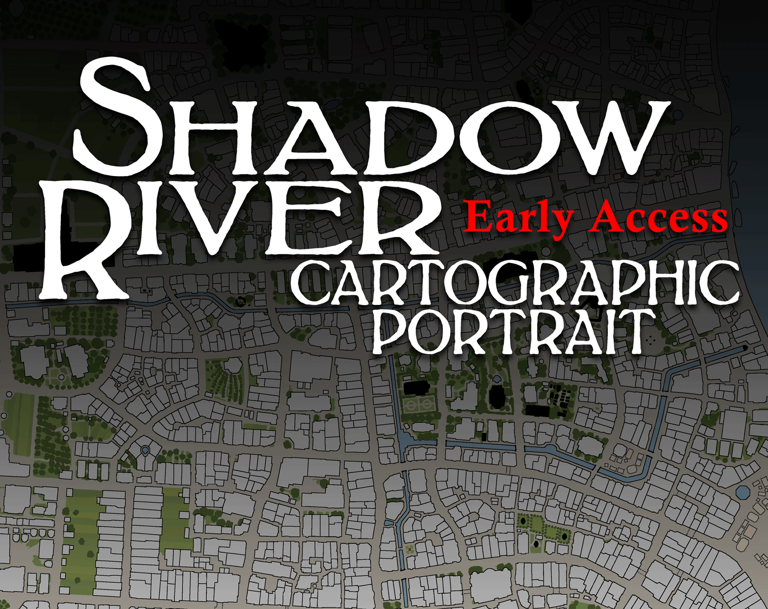 Uresia: Shadow River Cartographic Portrait