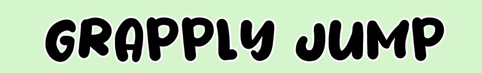 Grapply Jump