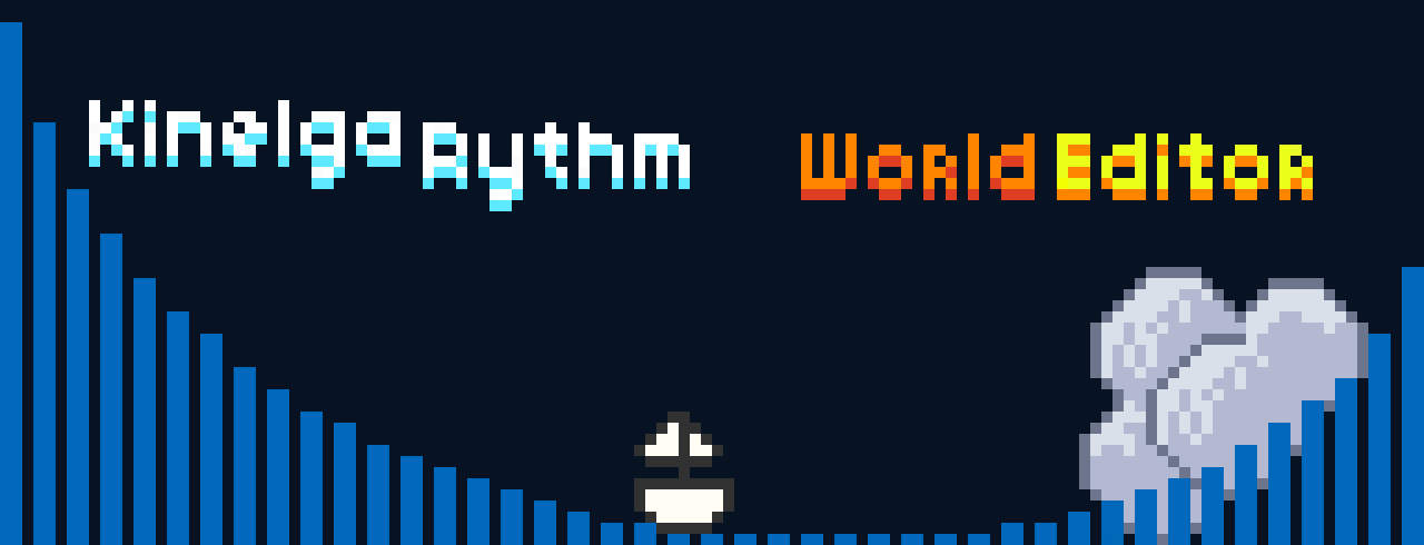 Kinelga: Rythm World Editor
