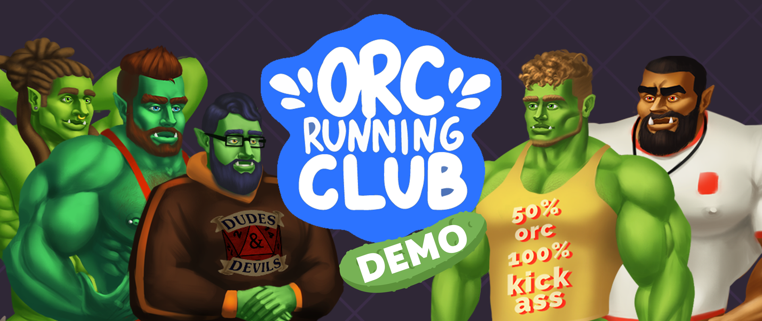 Orc Running Club - 18+ Demo