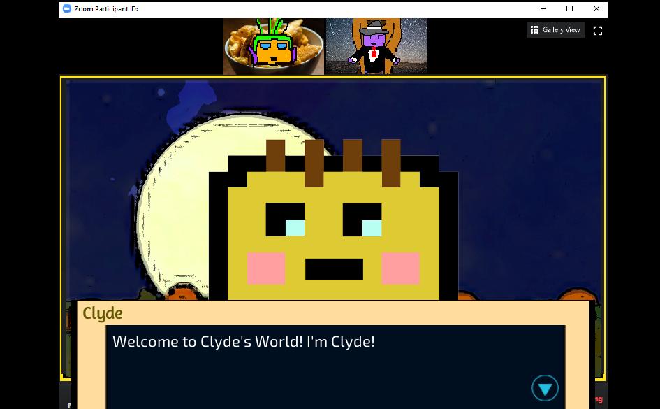 Clyde's World - Episode 1 - Pilot