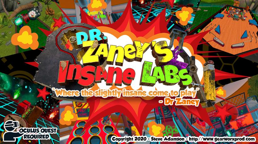 Dr Zaney's Insane Labs