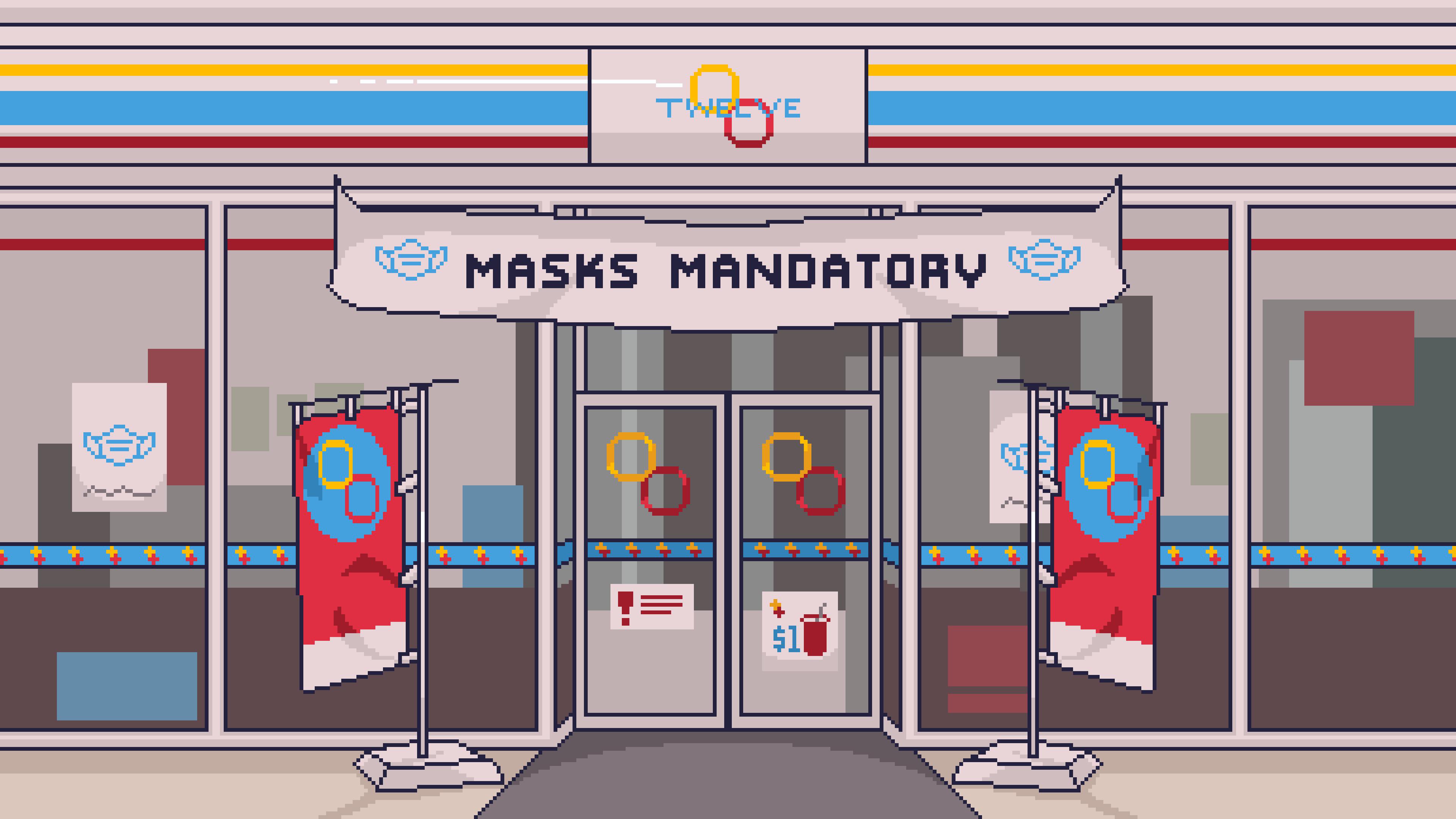 Masks Mandatory