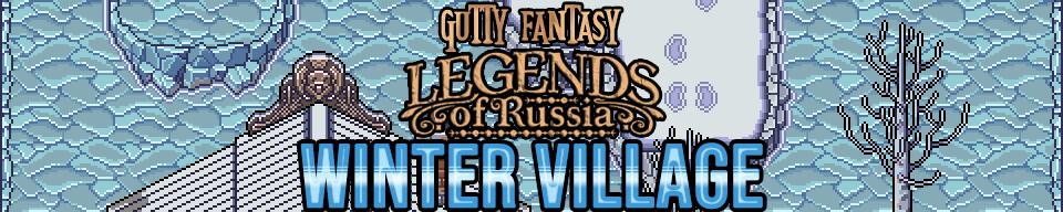 Winter Village Game Assets