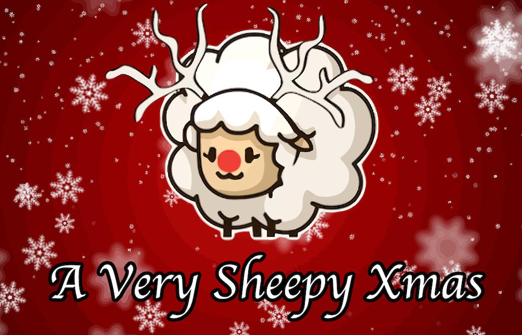 A Very Sheepy Xmas