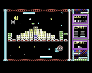 Blap 'N Bash Revisited [Commodore 64]