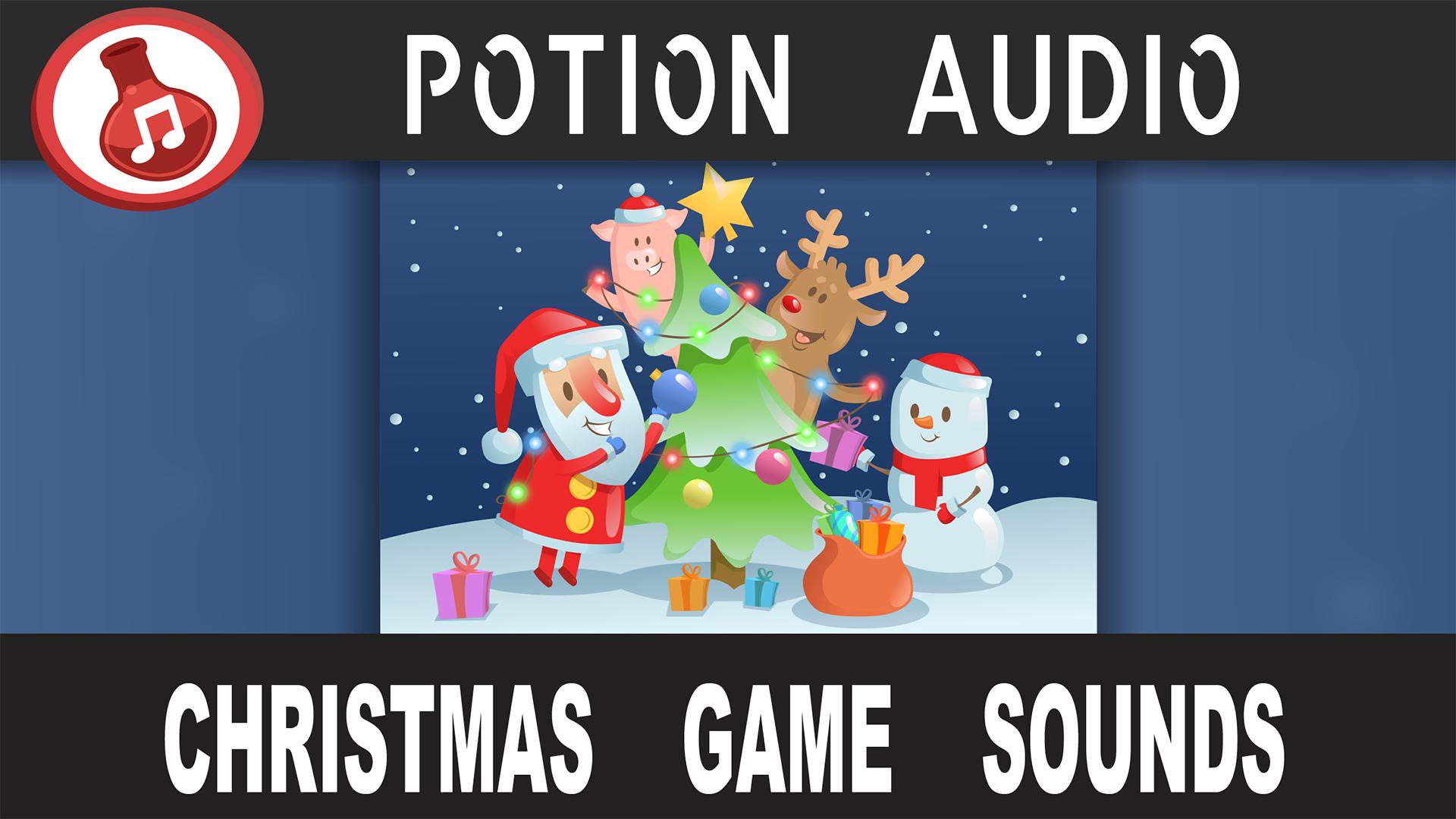 Christmas Game Sounds