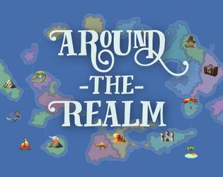 Around the Realm logo