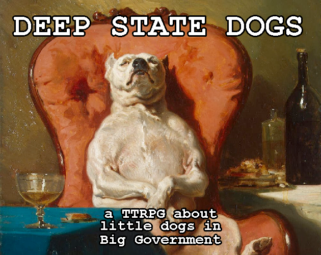 Deep State Dogs