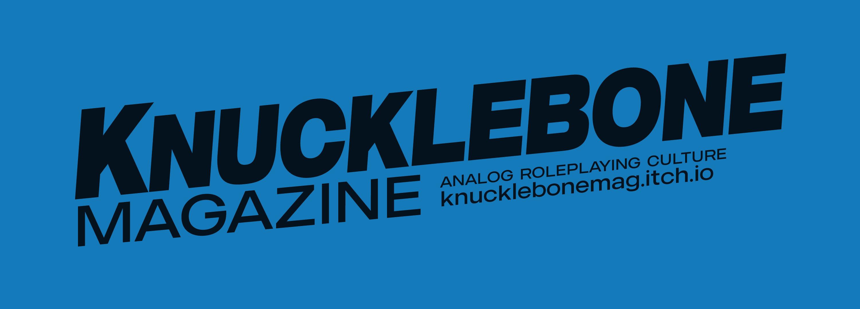 KNUCKLEBONE MAG 2: RE-VIEW
