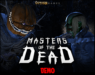 Masters of the Dead - Demo