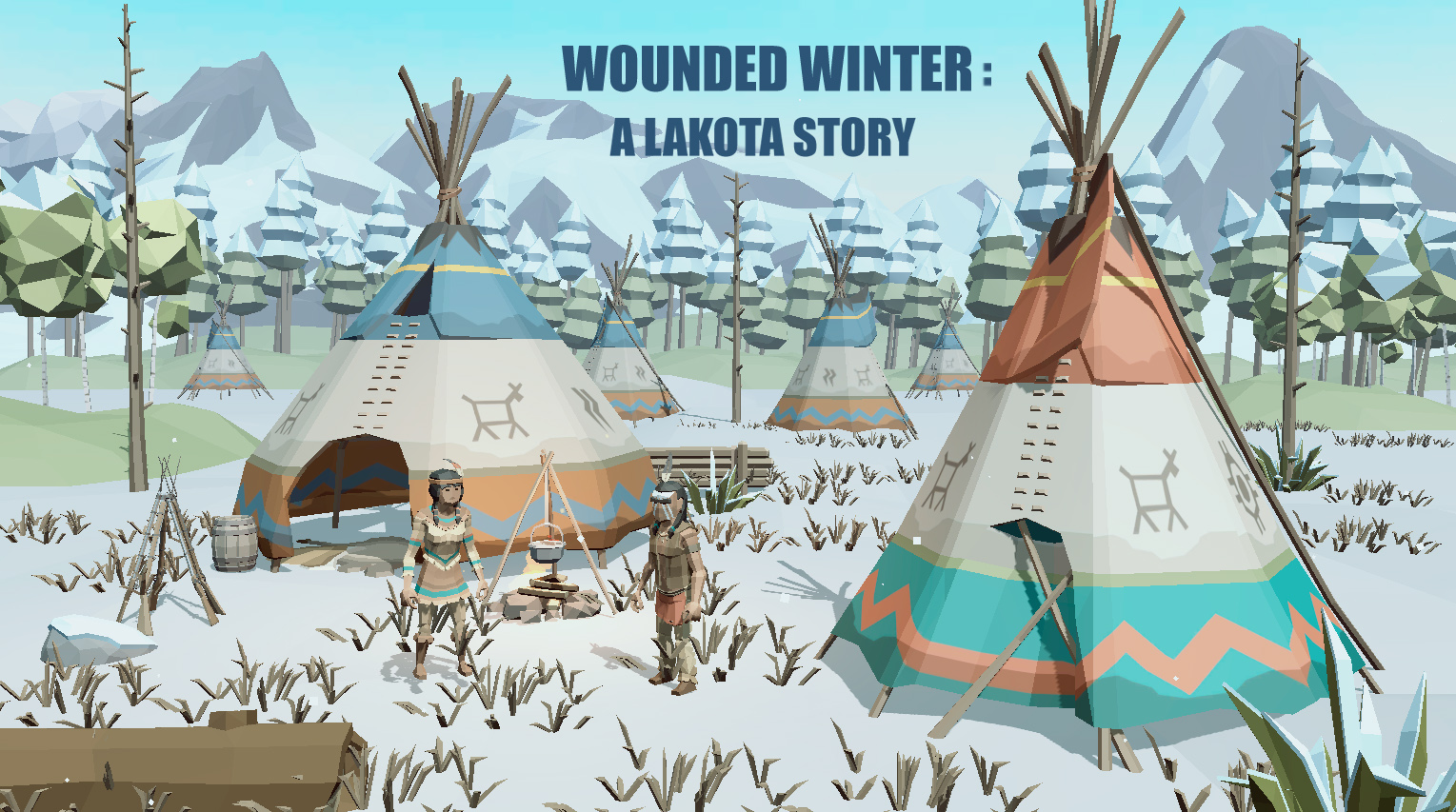 Wounded Winter: A Lakota Story