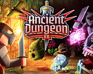Ancient Dungeon VR [Free] [Action] [Windows] [Android]