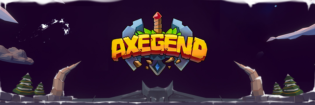Axegend VR demo