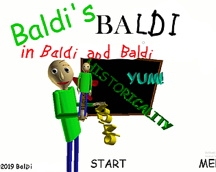 Baldi's Baldi in Baldi and Baldi