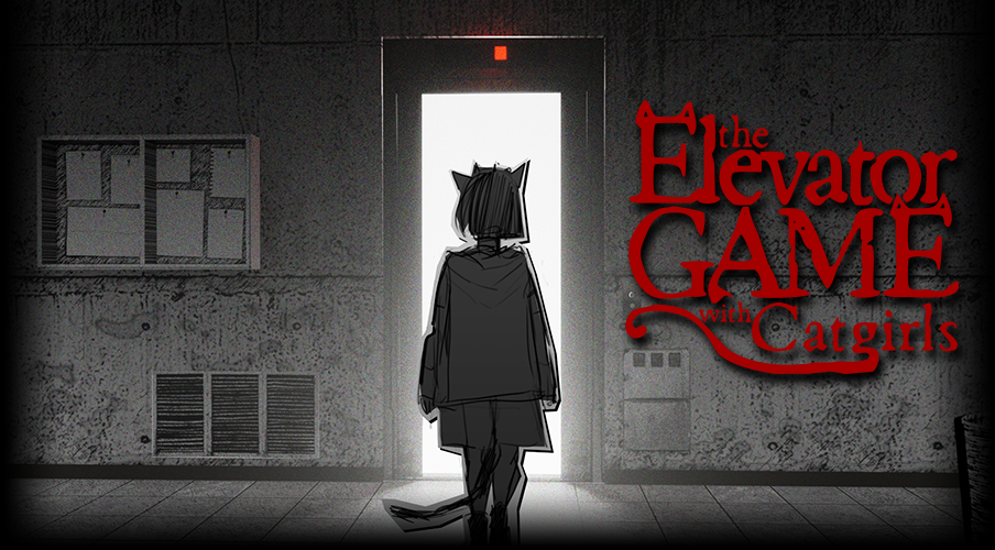 The Elevator Game with Catgirls (Demo)