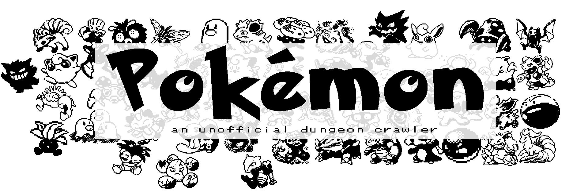 Pokemon Dungeon Crawler