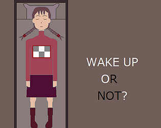 Let's Get Happy Ending Project Chapter 1 Yume NIkki Time to Wake Up