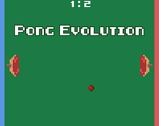 Pong Evolution