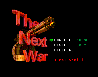 The Next War [Free] [Strategy]