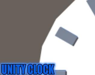 Unity Clock