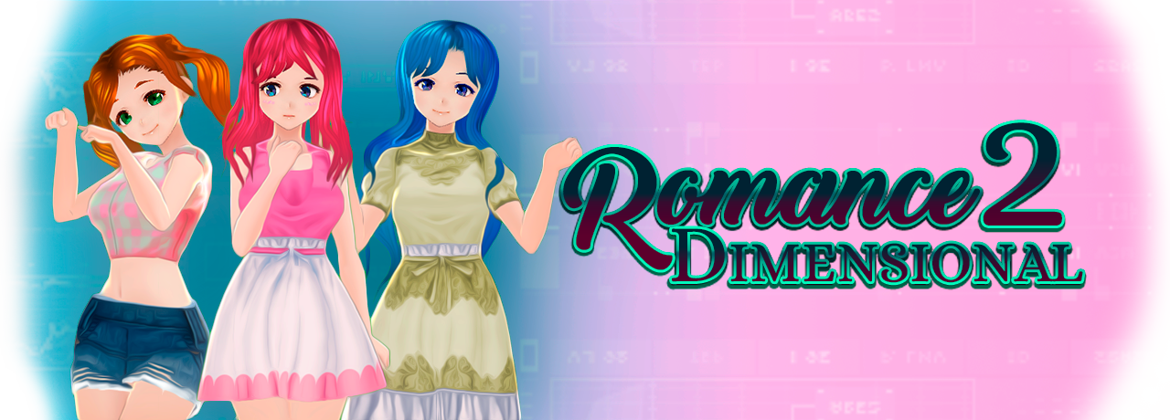 Visual Novel, Romance Dimensional 2, Multilanguage/Español/English/Français/Português/Others