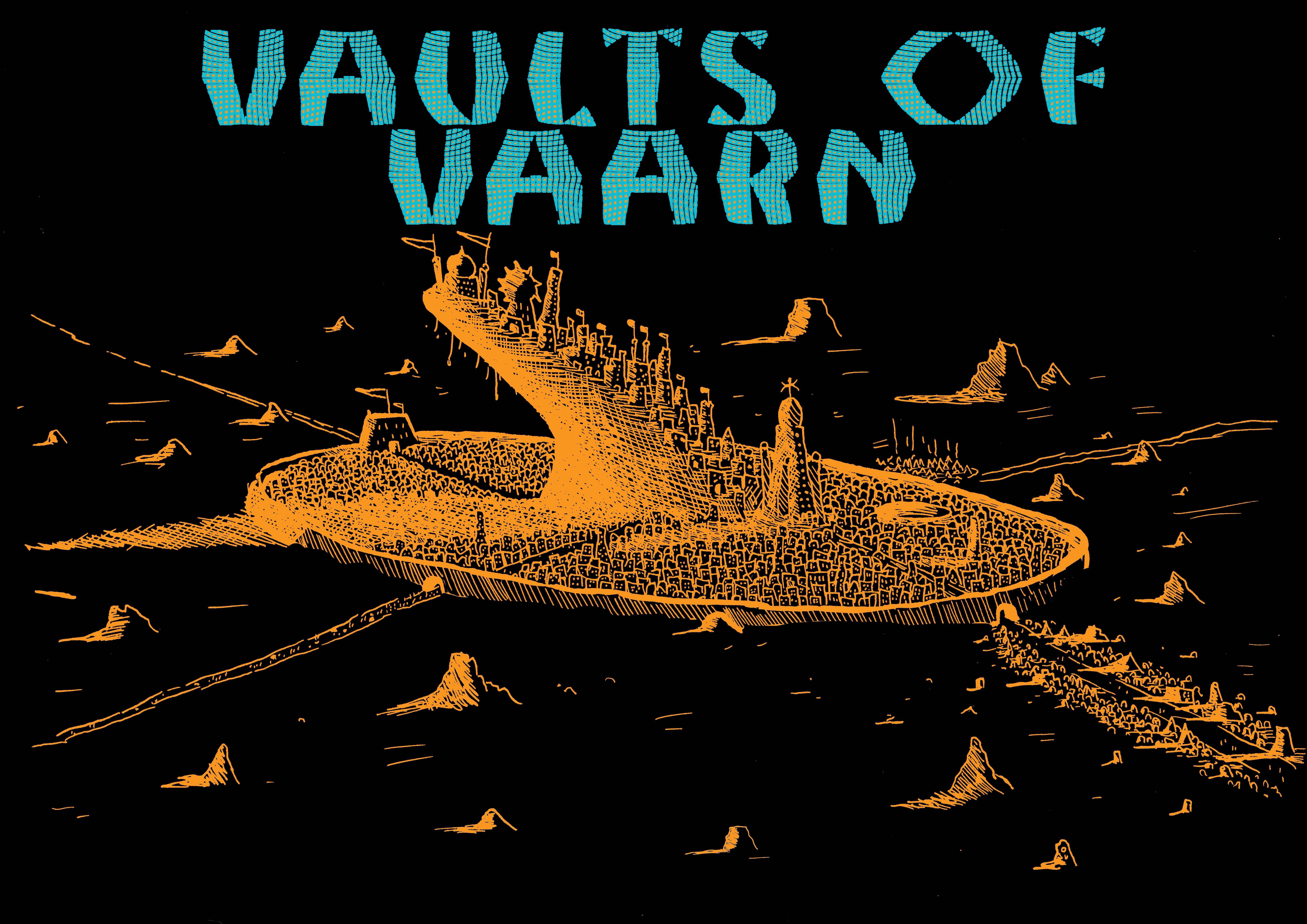 VAULTS OF VAARN #2