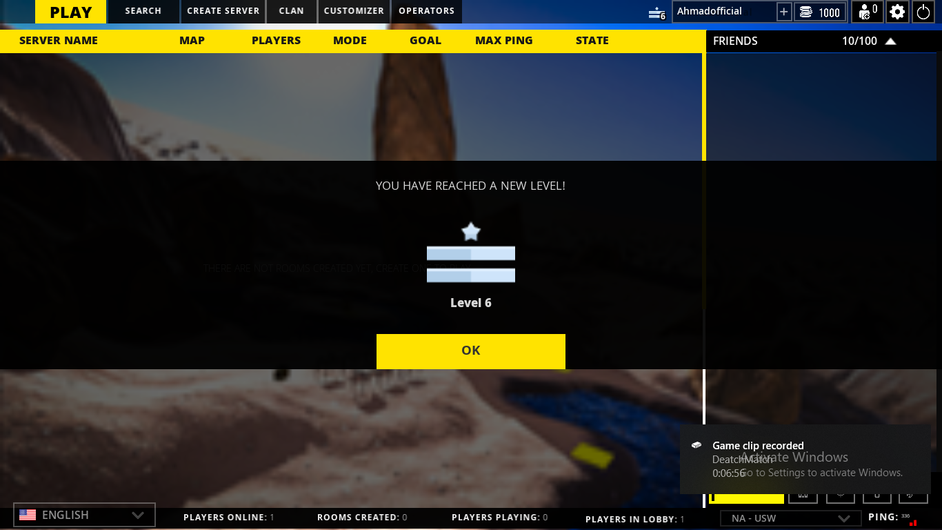 DeathMatch||Multiplayer Game